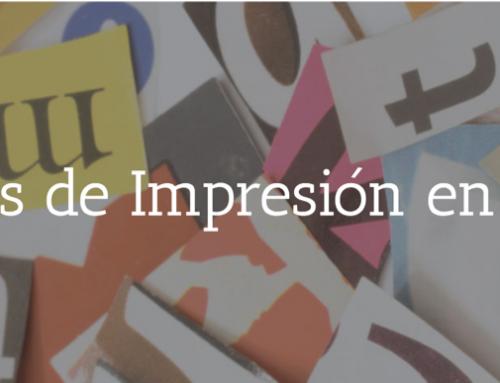 Cómo la impresión digital mejorará su estrategia de marketing