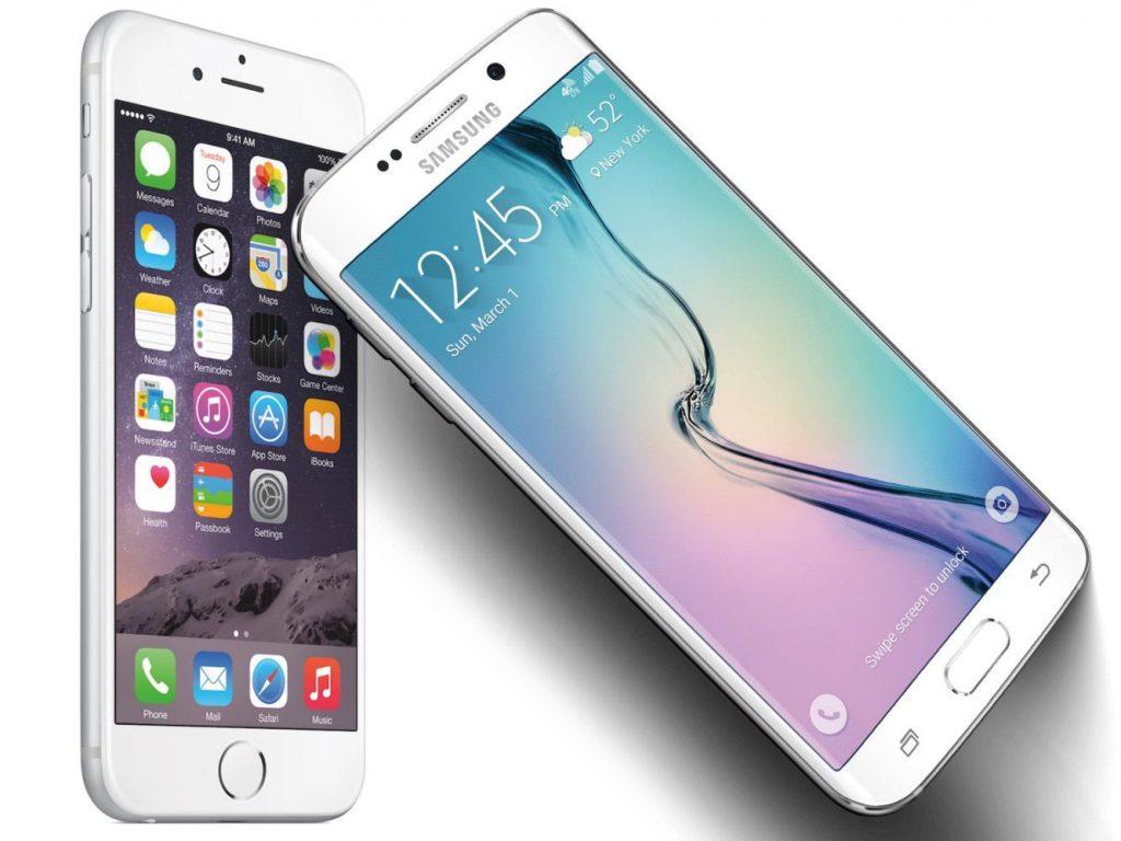 Diseños Slick de Iphone y samsung