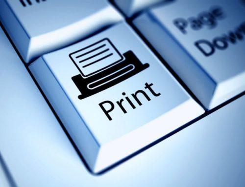 6 Razones por la que los medios de impresión son importante para el marketing
