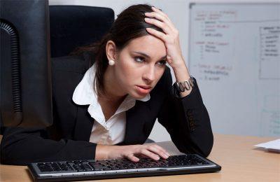 Trabajando bajo estrés